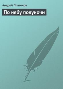 Обложка книги  - По небу полуночи