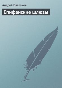 Обложка книги  - Епифанские шлюзы