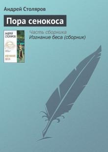 Обложка книги  - Пора сенокоса