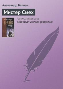 Обложка книги  - Мистер Смех