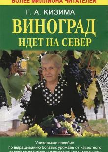 Обложка книги  - Виноград идет на Север