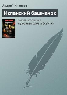 Обложка книги  - Испанский башмачок