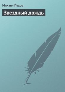 Обложка книги  - Звездный дождь