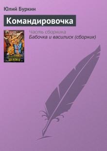 Обложка книги  - Командировочка