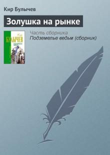 Обложка книги  - Золушка на рынке