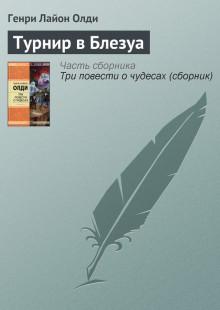 Обложка книги  - Турнир в Блезуа