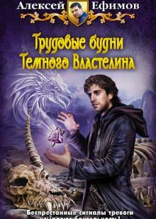 Обложка книги  - Трудовые будни Темного Властелина
