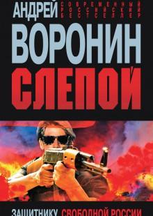 Обложка книги  - Слепой. Защитнику свободной России