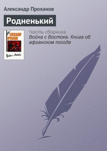Обложка книги  - Родненький