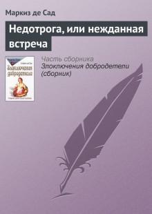 Обложка книги  - Недотрога, или нежданная встреча