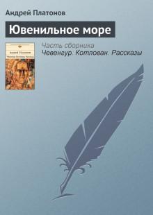 Обложка книги  - Ювенильное море