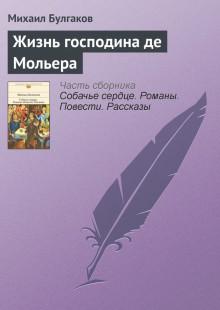 Обложка книги  - Жизнь господина де Мольера