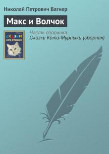 Обложка книги  - Макс и Волчок