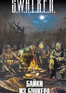 Обложка книги  - S.W.A.L.K.E.R. Байки из бункера (сборник)