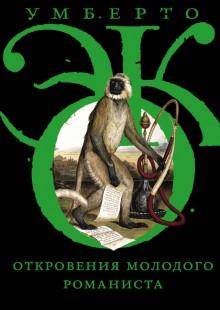 Обложка книги  - Откровения молодого романиста