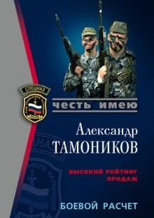 Обложка книги  - Боевой расчет