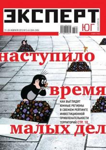 Обложка книги  - Эксперт Юг 5-6_2013