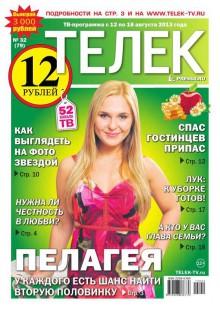 Обложка книги  - Телек 32-2013
