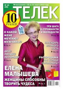 Обложка книги  - Телек 12-2013