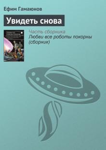 Обложка книги  - Увидеть снова