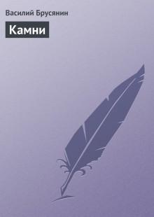 Обложка книги  - Камни