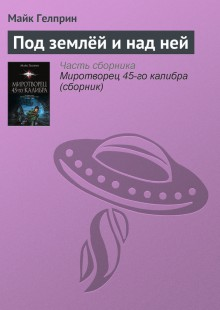 Обложка книги  - Подземлёй инадней