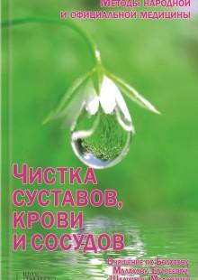 Обложка книги  - Чистка суставов, крови и сосудов