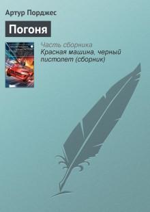 Обложка книги  - Погоня
