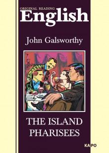 Обложка книги  - Остров Фарисеев. Книга для чтения на английском языке