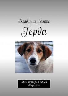 Обложка книги  - Герда. Или история одной дворняги