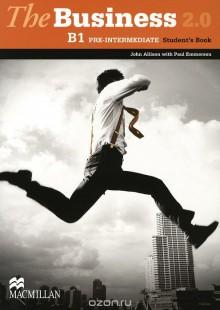 Обложка книги  - The Business 2.0 B1: Pre-Intermediate: Student's Book. The Business 2.0 B1: Pre-Intermediate: eWorkbook (комплект из 2 книг + DVD-ROM)