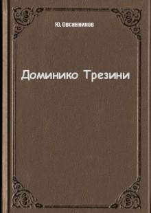 Обложка книги  - Доминико Трезини