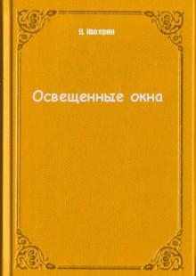Обложка книги  - Освещенные окна