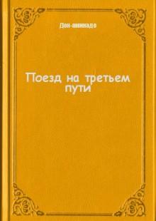 Обложка книги  - Поезд на третьем пути
