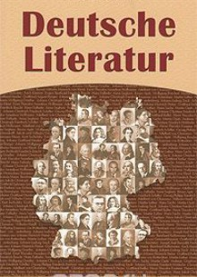Обложка книги  - Deutsche Literatur / Немецкая литература