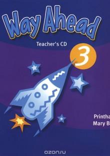 Обложка книги  - Way Ahead 3: Teacher's CD (аудиокурс на CD)