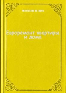 Обложка книги  - Евроремонт квартиры и дома