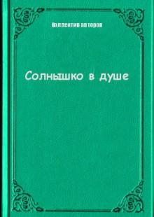 Обложка книги  - Солнышко в душе