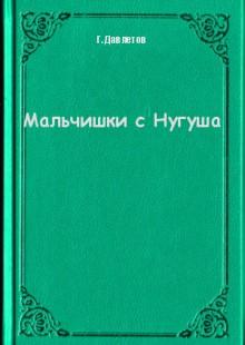 Обложка книги  - Мальчишки с Нугуша