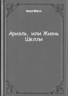 Обложка книги  - Ариэль, или Жизнь Шелли