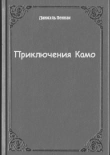 Обложка книги  - Приключения Камо
