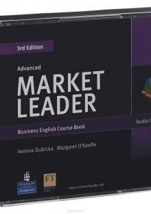 Обложка книги  - Market Leader: Advanced: Business English Course Book (аудиокурс на 3 CD)
