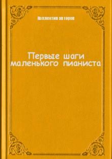 Обложка книги  - Первые шаги маленького пианиста