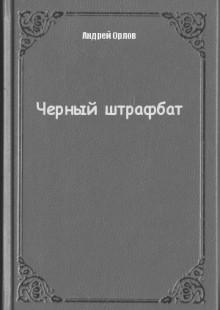 Обложка книги  - Черный штрафбат