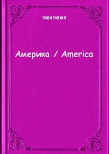 Обложка книги  - Америка / America