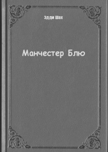 Обложка книги  - Манчестер Блю