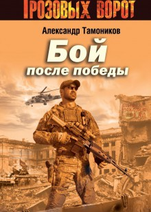 Обложка книги  - Бой после победы