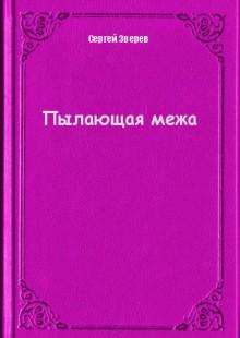 Обложка книги  - Пылающая межа