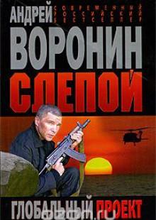 Обложка книги  - Слепой. Глобальный проект