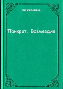 Обложка книги  - Панкрат. Возмездие
